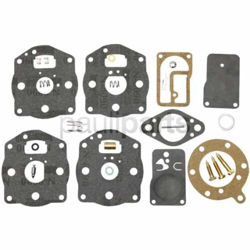 Briggs /& Stratton Reparatursatz für Vergaser 491539 Gewicht 38 g 394502