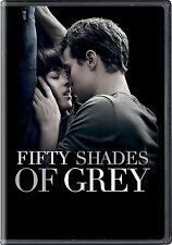 Fifty Shades of Grey Unrated Edition 50 Dakota Johnson Romance Erotic DVD Movie