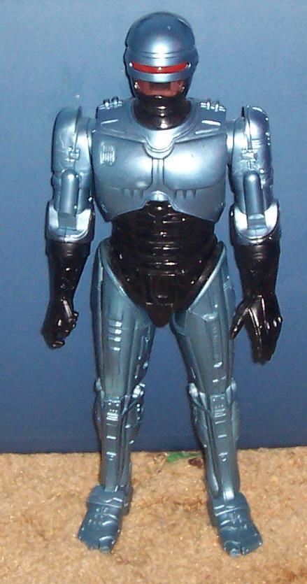 1993 Toy Island Electronic Talking Robo Cop 12