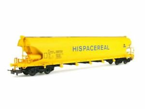 Wagon-cereales-HISPACEREAL-echelle-HO-1-87-ELECTROTREN