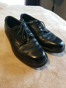 Mens Size 9m Nunn Bush 83514 57 Mens Black Leather Oxfords