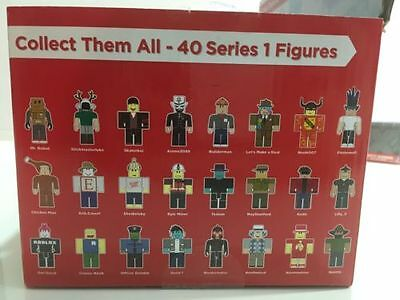 ROBLOX Celebrity Mystery Mini/'s Blind Box Series 3-24 Designs to Collect