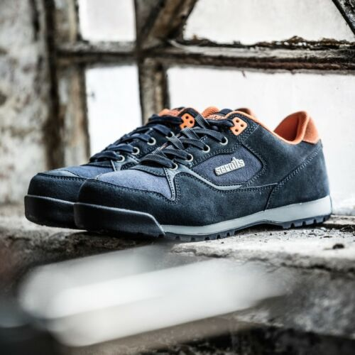 TrainersSteel Toe Cap Scruffs Halo 2 Safety Shoes