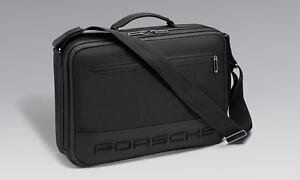 original porsche design drivers massenger bag tasche 911. Black Bedroom Furniture Sets. Home Design Ideas