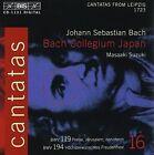 Bach Cantatas Vol 16 BWV 194 119 Bach Collegium Japan · Suzuki Bach Colleg