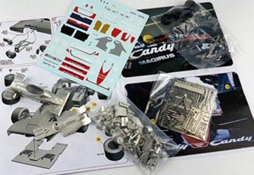 Kit 143 TOLEuomo HART TG183B TEST SENNA argentoSTONE  9111983 TAMEO SLK 113