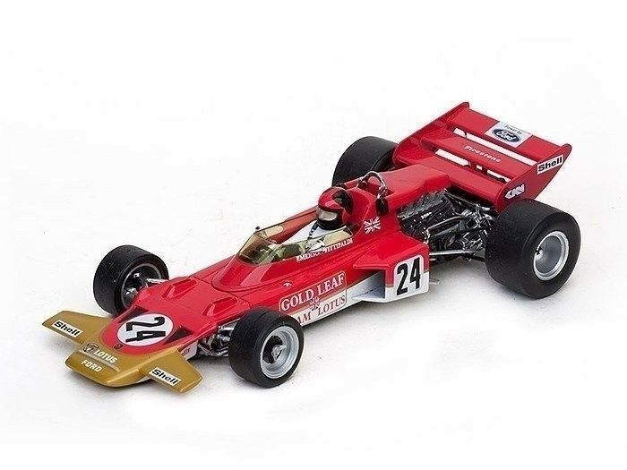 1  18 Quarterly Lotus 72c 35repas 24 197 usa F1 campeón Emerson fiti Paddy q18270