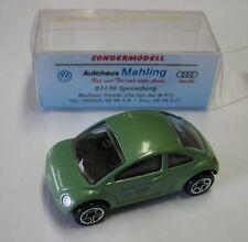 Matchbox Superfast MB VW Volkswagen New Beetle Autohaus Mahling Spremberg Code 2