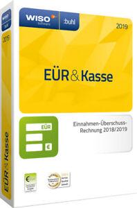 WISO-EUR-amp-Kasse-2019-CD-amp-Handbuch