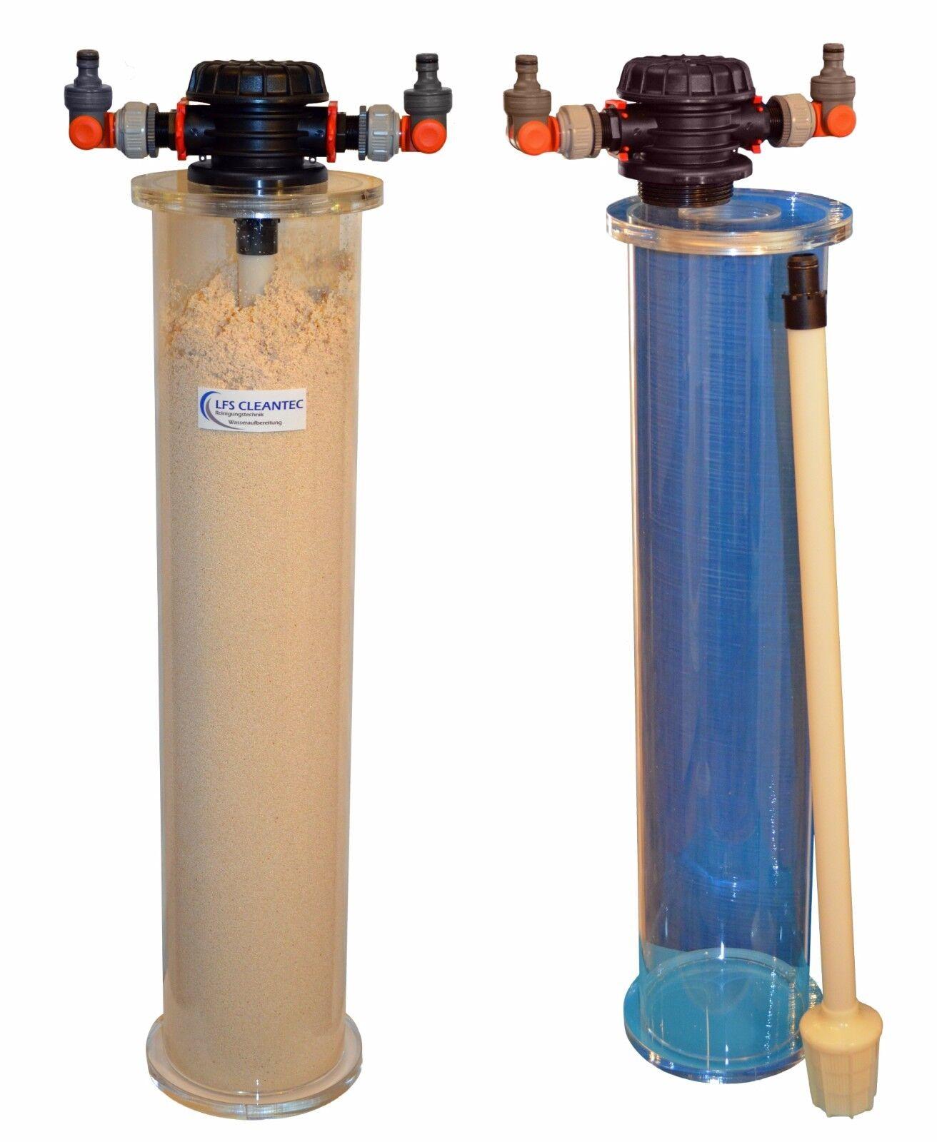 INA 1000 nitrati Filtro Fosfato Filtro compresi nitrato resina 10 LITRI