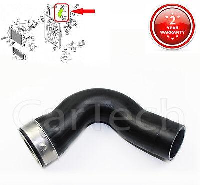 ML 270 CDI 1635016182 Manguera de tubo de refrigerador para motor de turbo