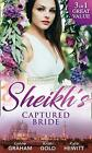 The Sheikh's Captured Bride: The Sheikh's Prize / The Sheikh's Son / Captured by the Sheikh: Book 1: Rivals to the Crown of Kadar by Kate Hewitt, Kristi Gold, Lynne Graham (Paperback, 2017)