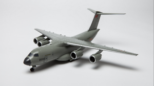 Details about AF1 1:144 Chinese Air Force Xian Y-20 large military  transport aircraft model