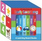Look and Learn Boxed Set  - Opposites and Numbers: Book Box Set by North Parade Publishing (Multiple copy pack, 2014)