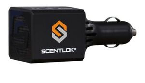 2018-Scentlok-OZ20-Portable-Vehicle-Personal-Deordorizer-Ozone-Generator-Black
