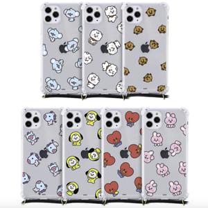 BT21 Baby Pattern Hand Free Case Official Kpop Goods LINEFRIEND
