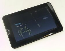 "TOSHIBA THRIVE AT105-T1016 10.1"" LCD 16GB WIFI ANDROID 4.0.4 BLACK TABLET"