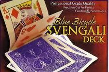 Bicycle Svengali Deck - Blue - Playing Cards - Magic Tricks - New