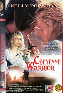 CHEYENNE-WARRIOR-1996-VHS-Skorpiom-Video-1a-ed-Kelly-Preston-inedito