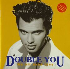 CD - Double You - We All Need Love - A3947