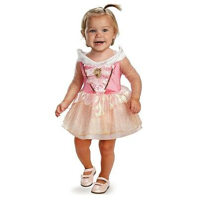 Aurora Costume for Baby Disney Princess Sleeping Beauty Halloween Fancy Dress
