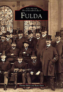 Fulda-Hessen-Stadt-Geschichte-Bildband-Bilder-Buch-AK-Fotos-Archivbilder-Book