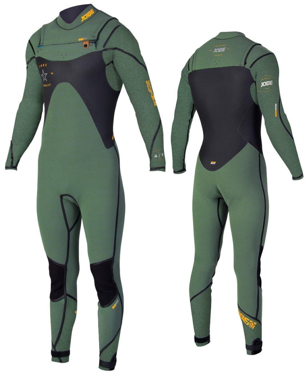 Jobe Impress TEMP Zip Zip Zip 4 3 Men Neoprenanzug Wakeboard Kite Surf Anzug G-7 M-N cd98a4