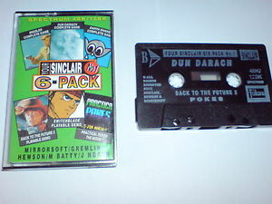 Charitable Votre Sinclair 6-pack-zx Spectrum 48k/128k-afficher Le Titre D'origine