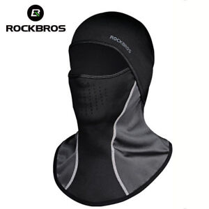 ROCKBROS-Cycling-Breathable-Fleece-Scarf-with-Filter-Mask-Multi-Style-One-Size