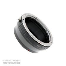 Pro Canon EOS EF to Fuji X Mount Lens Adapter. Adaptor for X-E1, X-Pro1 X-E2 etc