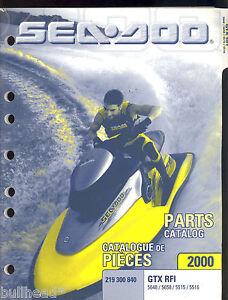 2000 ski doo shop manual