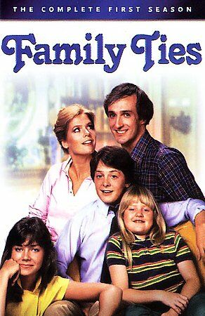 Family Ties - The First Season (DVD, discs 3 & 4 only), no case, FREE SHIPPING!!