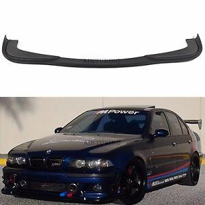BMW-E39-Front-M5-Bumper-HM-Style-Splitter-Addon-Valance-Lip-Apron-Spoiler