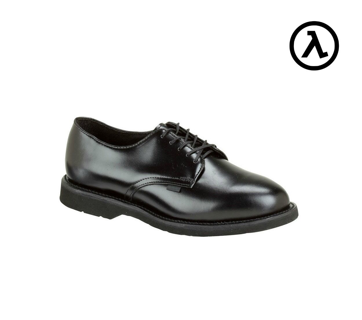 THgoldGOOD UNIFORM USA MADE CLASSIC LEATHER OXFORD SHOES 834-6027 - ALL SIZES