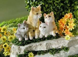 Bewegungsmelder Durchgangs Melder Katzen Miau  Haus Zutritts Alarm Garten Deko