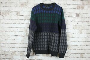 Barbour-Wool-Jumper-Size-Large-No-C389-01-3