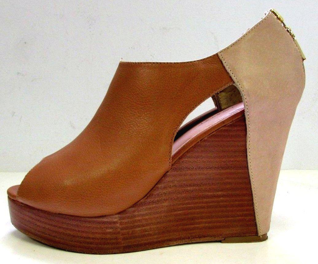 Rebecca Minkoff TROTT Platform Sandal Wedge Wedge Wedge heel Größe 10 NWT  325 5eb67e