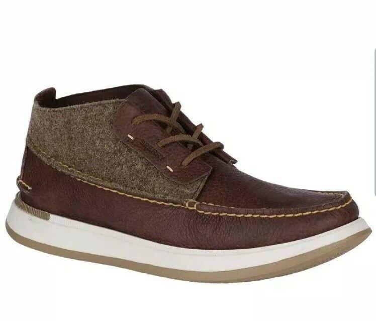Sperry Top-Sider Mens Caspian Chukka Boots  Brown   size 7