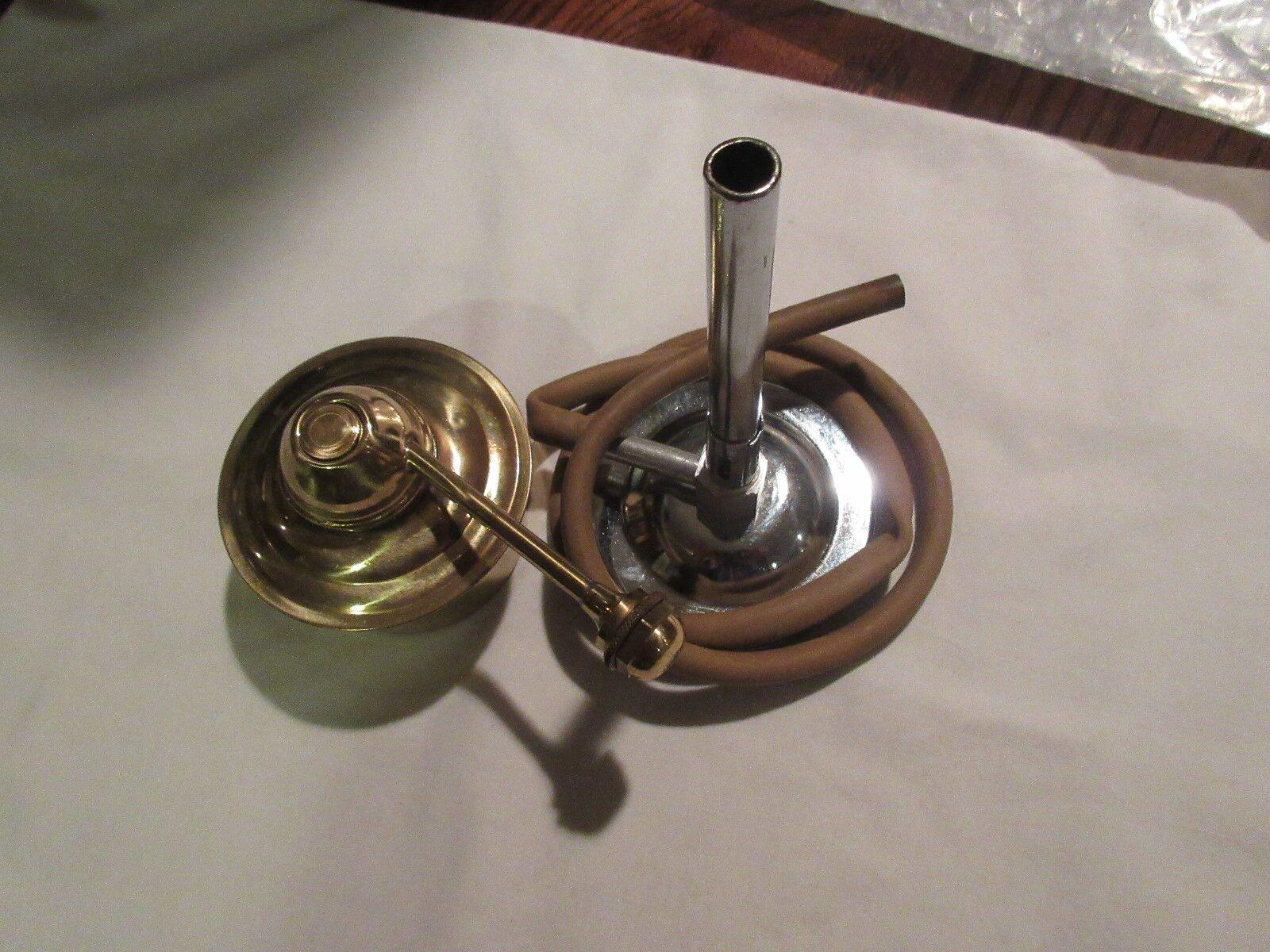 Bunsen Burner , Equipment, Science Experiments , Vintag