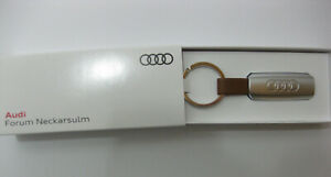 Schluesselanhaenger-Audi-Forum-Neckarsulm-Neu-amp-unbenutzt