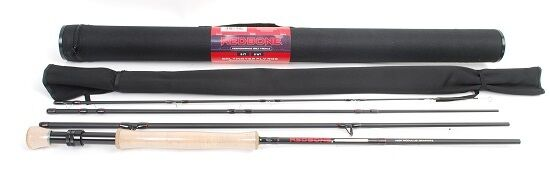 ROTbone 9ft. IM7 Graphite 9  9 Graphite Weight Saltwater Fly Fishing Rod, NEW 286365