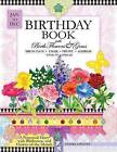 Birthday Book with Birth Flowers and Gems: A Perpetual Diary to Record Birthdays with Birthstone and Flower-Of-The-Month Information Included by Anneke Lipsanen (Paperback / softback, 2014)