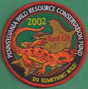 Pa pennsylvania fish game commission related 2002 wrcf red for Pa game and fish