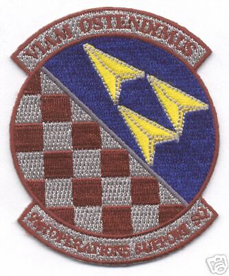 91st OPS SUPPORT SQUADRON patch