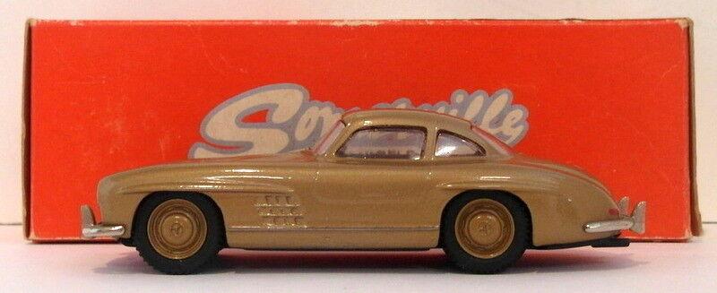 Somerville Models 1 43 Scale 105 - Mercedes Benz 300SL - oro