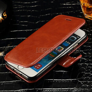 Real-Genuine-Luxury-Wallet-Flip-Cover-Leather-Case-For-Samsung-Galaxy-Models