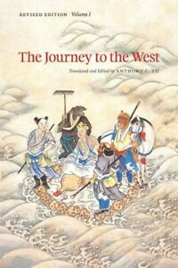 Journey-to-the-West-Paperback-by-Yu-Anthony-C-EDT-Brand-New-Free-P-amp-P-i