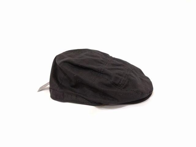 d3c9e130ef0 Marc Ecko Mens Sleek Ivy Cap Cabbie Newsboy Hats Black - Large x ...