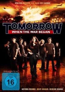 Tomorrow-when-the-War-began-dvd-NEU-OVP-deutsch