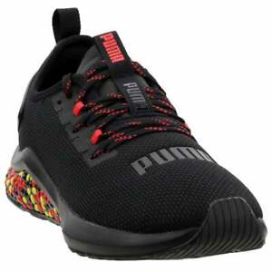 Puma-hybrid-nx-Casual-Running-Shoes-Black-Mens